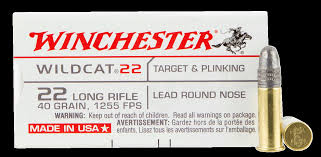 ** IN STOCK NOW ** Winchester Wildcat - 22LR 40 Grain  - LRN - 200 Round Value Pack ** LIMITED QUANTITY - GOING FAST!! **